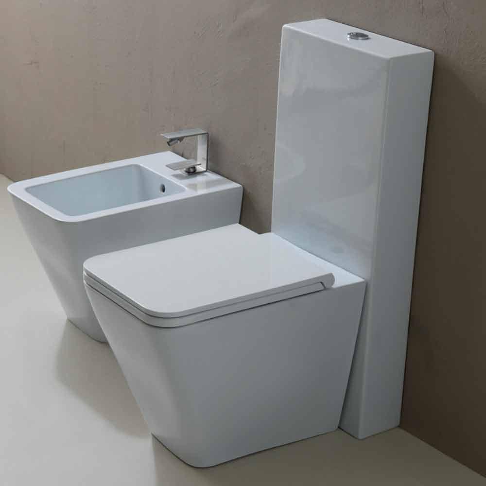 moderne toiletten