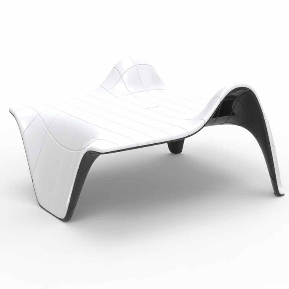 Bijzettafel Modern Design.Vondom F3 Modern Design Polyethyleen Tuin Bijzettafel