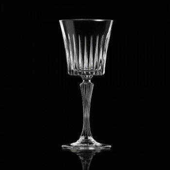 12 luxe ecologische kristallen watercocktail wijnglazen - Senzatempo