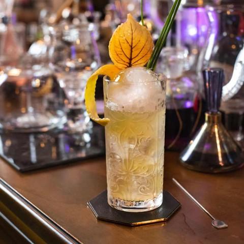 12 Tumbler Highball Cocktailglas of Luxe Versierd Water - Destiny