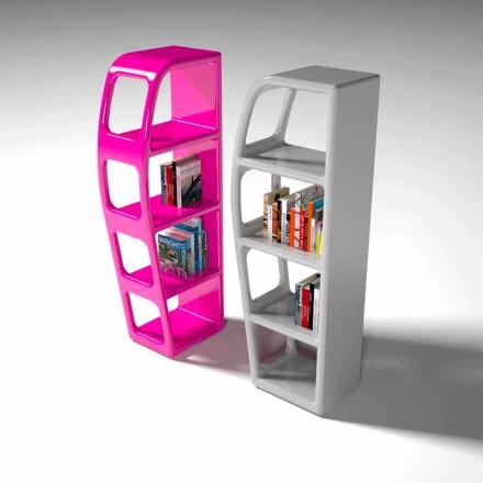 B-Side design boekenkast Gemaakt in Italië