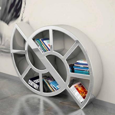 Moderne design boekenkast handgemaakt in Italië Nicol