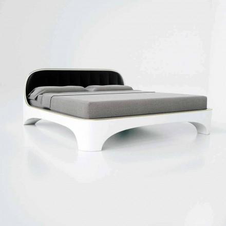 Luxury Design Modern tweepersoonsbed Elegance gemaakt in Italië