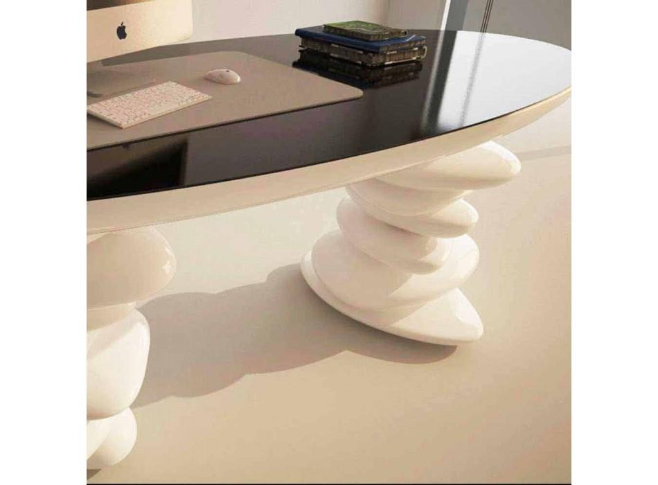 Aldington Design Desk Office gemaakt in Italië