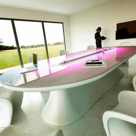 Bureau / ontwerp vergadertafel Infotabel