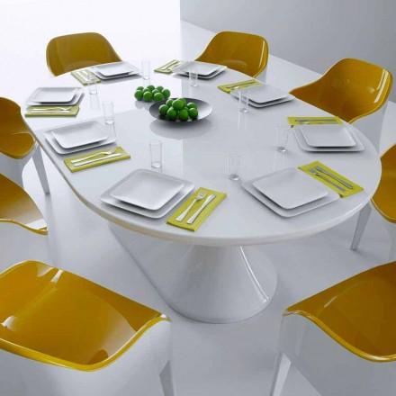Hedendaagse design eettafel Lunchtafel gemaakt in Italië
