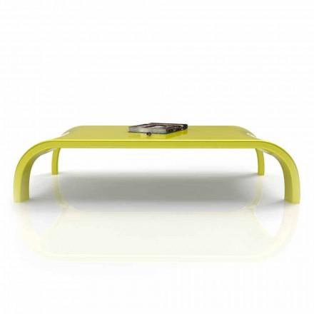 Downhill modern design salontafel gemaakt in Italië