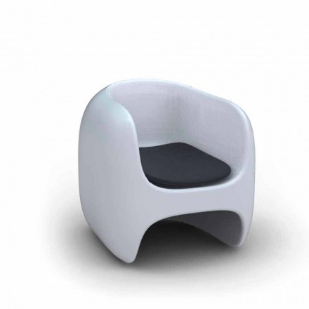 Modern design fauteuil Apple gemaakt in Italië