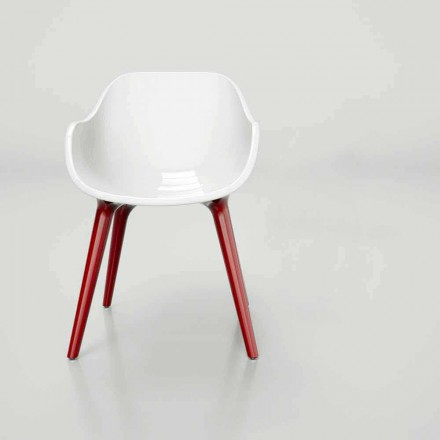 Manu Modern Design Chair Made in Italy