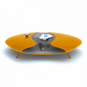 Buitenaardse design salontafel gemaakt in Italië