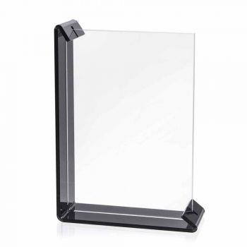 2 Fotolijst met meerdere tafels in gekleurd plexiglas of met hout - Menelao