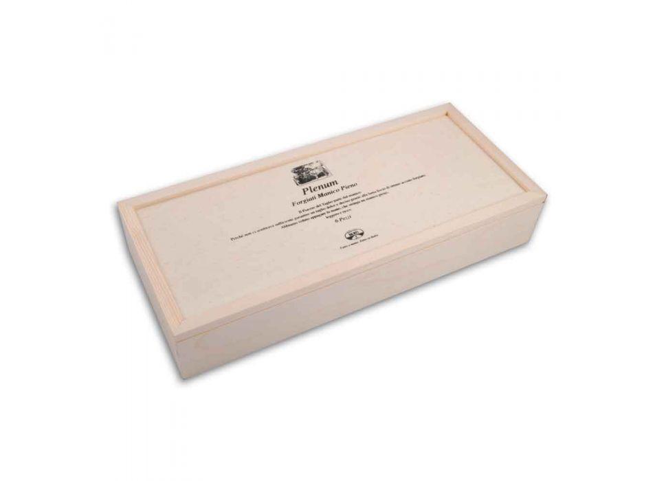 6 Berti Plenum gladde messen exclusief voor Viadurini - Andalo