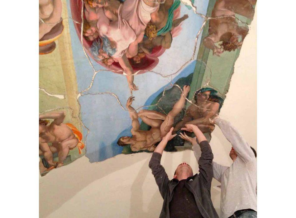 Fresco's en op maat toegesneden