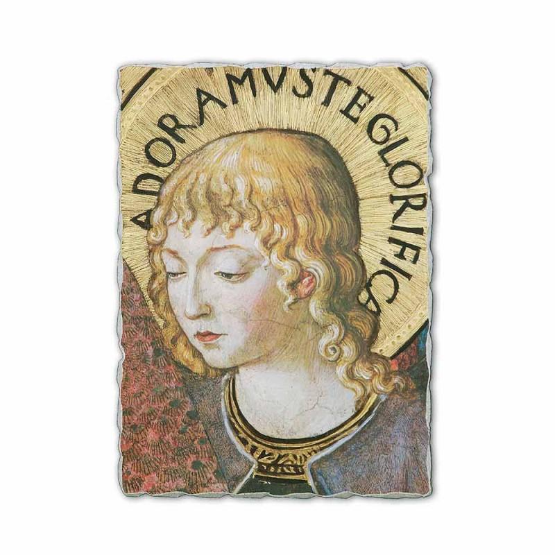 "Fresco Benozzo Gozzoli ""Koren van Engelen in Adoration"" -1454"
