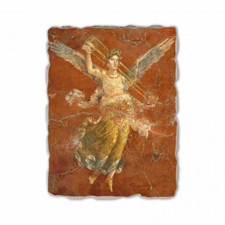 """Fresco handgemaakte Italiaanse Roman """"Cyclus van de Muzen"""""""