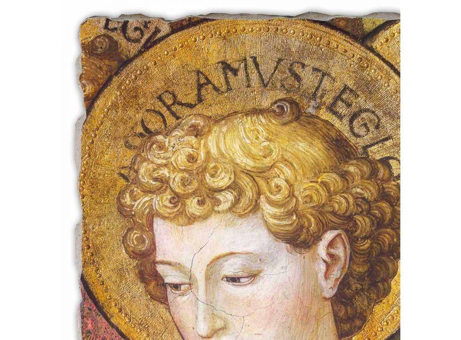 "Gozzoli Fresco ""Koren van Engelen in Adoration"" - ca 1454"