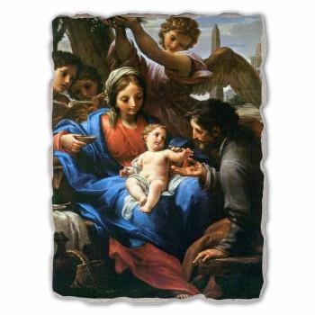 """Great Fresco F.Mancini """"rust tijdens de vlucht naar Egypte"""""""