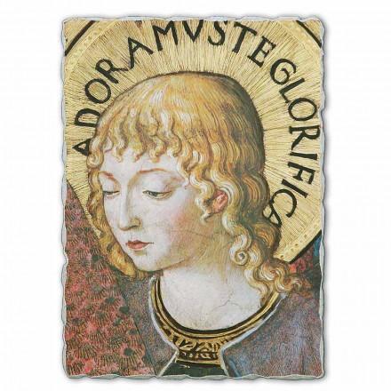"""Great Fresco Gozzoli """"Koren van Engelen in Adoration"""" -1454"""