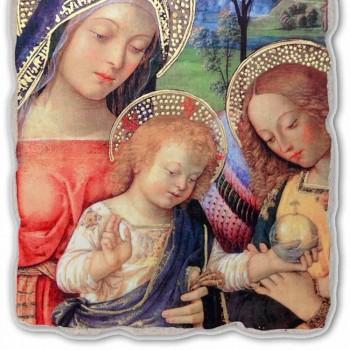 "Great Fresco Pinturicchio ""Madonna della Pace"" special"