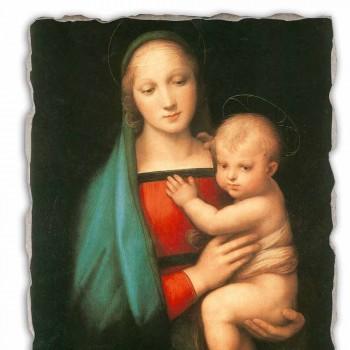 """Grote Fresco Raffaello Sanzio """"Madonna del Granduca"""""""