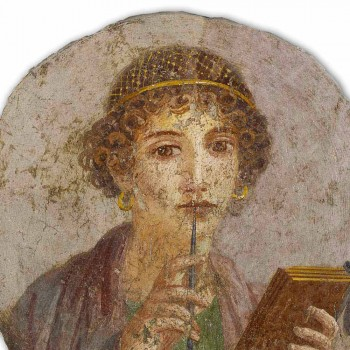 """Roman Fresco groot toneelstuk """"The Poet"""""""