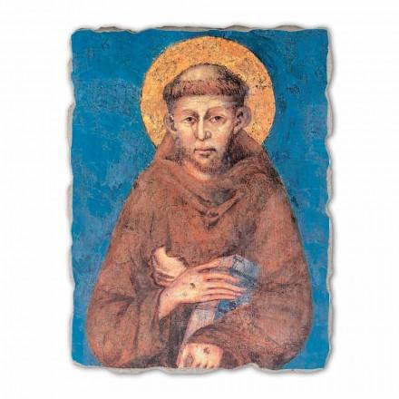 """Fresco geweldige combinatie Cimabue """"San Francesco"""" XIII eeuw"""