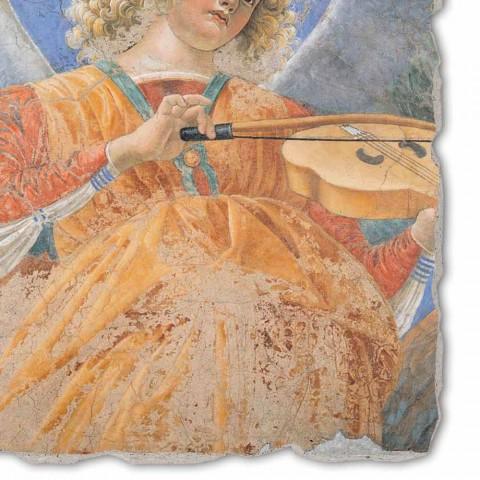 """Fresco geweldige combinatie Melozzo """"Angelo Musicante"""""""