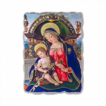 Fresco Pinturicchio spelen Pala van Santa Maria dei Fossi