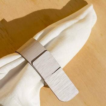 Modern Design Houten Servetring Made in Italy - Stan