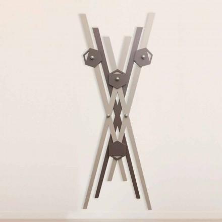 Wandhanger Modern Design Gekleurd Hout voor Entree - Picasso