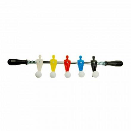 Handgemaakte wandhanger in ABS en metaal Made in Italy - Viglio