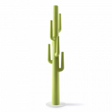 Design kapstok in gekleurd polyethyleen Made in Italy - Zastor