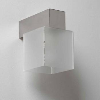 Lamp met schaduw modern design, L.11 x P.11cm, Matis