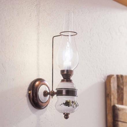 Classic muur versierd keramische Ferroluce