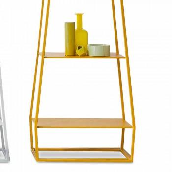 Bonaldo April 210x60cm gekleurde metalen design boekenkast gemaakt in Italië