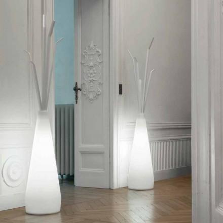 Bonaldo Kadou kapstok met polyethyleen designlamp gemaakt in Italië