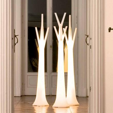 Bonaldo Boomhanger met licht gemaakt van polyethyleen gemaakt in Italië