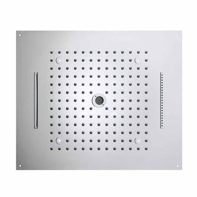 Bossini Dream Modern douchekop met LED-verlichting en vier functies
