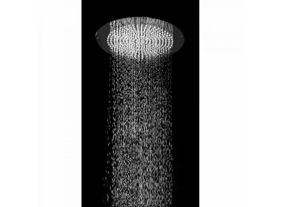 Bossini Douchekop met LED Oki Flat Ø470mm