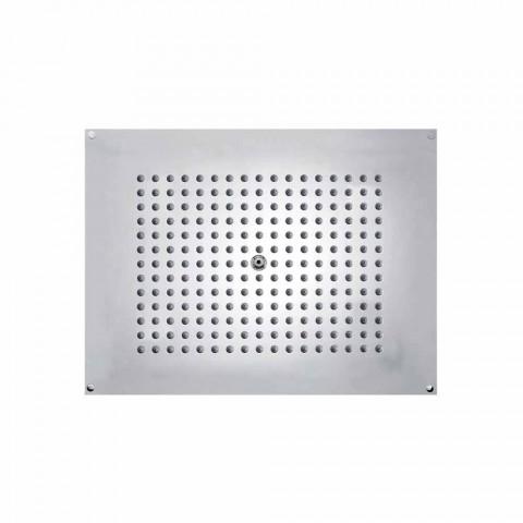 Bossini douchekop Ultraplatte 470x370mm
