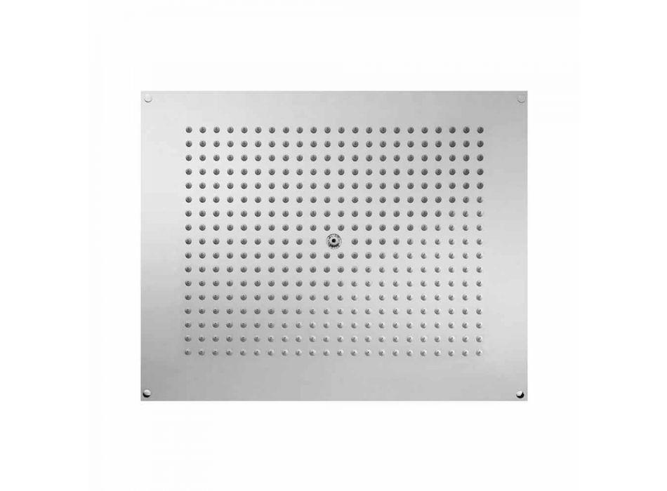 Bossini douchekop Ultraplatte 570x470mm