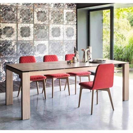 Sigma Calligaris Modern uitschuifbare tafel tot 220 cm keramische