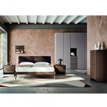 4 Elements Slaapkamer Gemaakt in Italië Luxe - Gamma