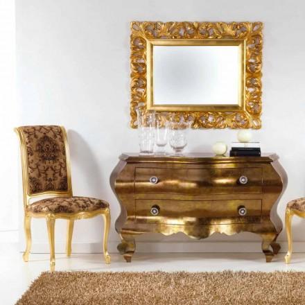 Commode met klassiek ontwerp gemaakt van massief hout Bellini
