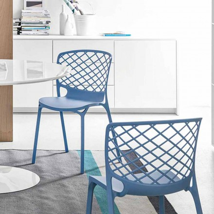 Gamera Connubia Calligaris stoel modern design keuken, 2 stuks