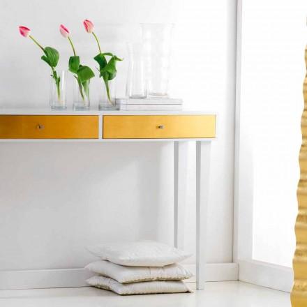Console vaste houten laden met Beel, modern design
