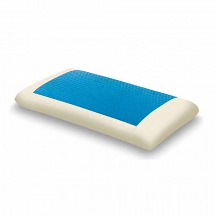 Pillow hypoallergene ultra zachte gel Soft Air Made in Italy