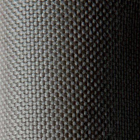 2-zits buitenbank van metaal en stof met kussens Made in Italy - Olma