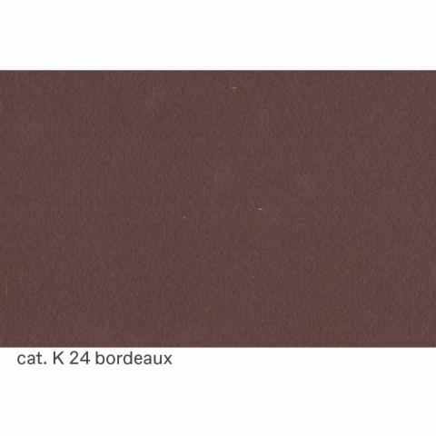 2-zitsbank gewatteerd en gestoffeerd in fijn leer gemaakt in Italië - Centauro