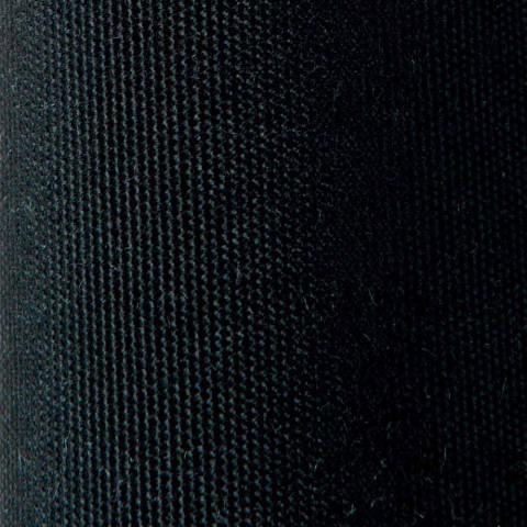 2-zits buitenbank van metaal, stof en touw Made in Italy - Mari